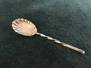 Antique Sterling Tea Spoon