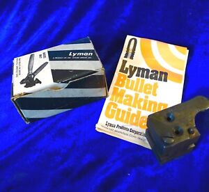 Lyman 454424 Double Cavity 45 Colt Bullet Mold Casting Mould Fast Shipping