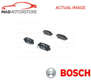 Brake Pads Set Braking Pad Rear Bosch 0 986 494 090 G New Oe Replacement