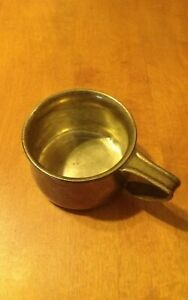 Vintage R Blackinton Sterling Silver Baby Cup 4589
