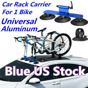 Car Van Suv Roof Bike Suction Rack Carrier Hitch Holder Mount Accessories Us