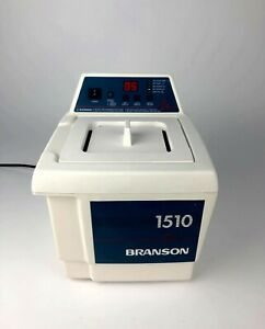 Branson 1510 Ultrasonic Cleaner 1510r dth