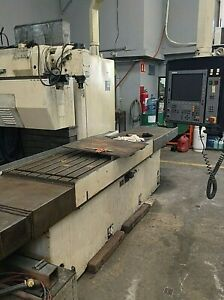 Morey Machinery Manufacturing Corp 1500 Bed Mill