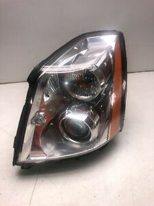 06 11 Cadillac Dts Xenon Hid Complete Headlight Left Driver Oem R4436