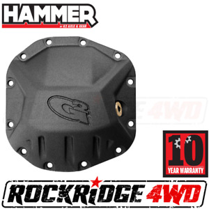 G2 Hammer Differential Cover For Jeep Jl Jt Gladiator M200 Rear Dana 35