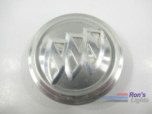 Buick Wheel Center Cap Chrome Finish Oem 2 X 11 16 Pre Owned 9595010