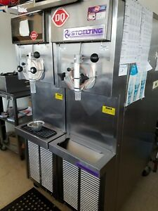 Stoelting Ice Cream Machines Model 217r With Pumps Included
