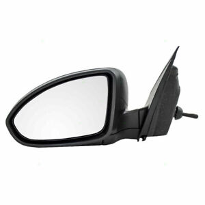 Fit For 2011 2012 2013 2014 2015 2016 Cv Cruze Mirror Manual Remote Left Driver