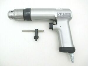 Snap On Reversible Air Drill 1 2 Keyed Chuck Pneumatic Nice Pdr5a