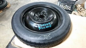 10 11 12 13 14 15 Toyota Prius Spare Tire Wheel Donut 16 5x100 Plug In
