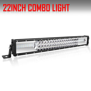 Osram Led Work Light Bar Car 24 Inch 2688w Spot Flood Off Road 22 23 20 12v