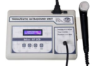 Ultrasound Therapy 1mhz Physical Pain Relief Therapy Cost Effective Machine