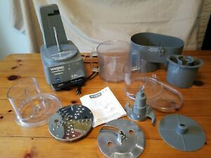 Waring Commercial By Cuisinart 4 0 Fp40c Food Processor