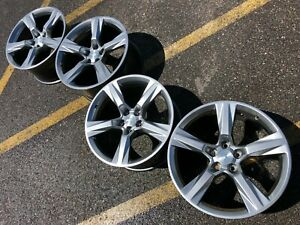 20 Chevrolet Camaro Ss Rs 1le Zl1 5x120 Chevy Oem Factory Stock Wheels Rims