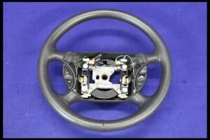 2003 04 Ford Mustang Svt Cobra Terminator Double Leather Wrapped Steering Wheel