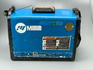 Miller Electric Maxstar 200 Sd Tig stick Welding Welder
