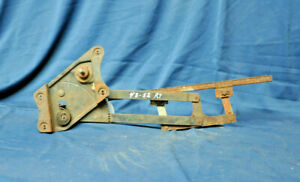 1948 To 1952 Ford Truck F1 F Parts Window Regulator Right Side