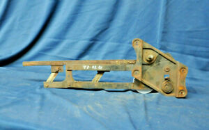 1948 To 1952 Ford Truck F1 F Parts Window Regulator Left Side