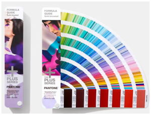 Pantone Color Guides Plus Series Gp1601n Formula Guide Solid Coated Uncoated
