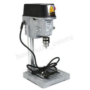 340w 220v Pillar Drill Press Bench Top Mounted Table Drilling Machine 1mm 10mm