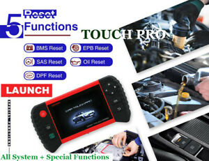 Launch Touch Pro X431 Auto Diagnostic Tool Obd2 Code Reader Car Service Scanner