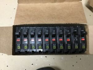 Lot Of 20 New Square D Qo 15 Amp Breakers