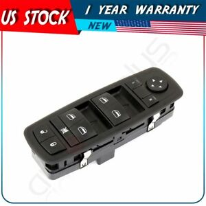 Master Window Switch For Chrysler Town Country Dodge Grand Caravan 2008 2009