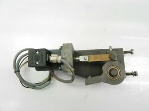 Hahn Magnet Groninger solenoid Linear Actuator With Bouchonneur Part Used Tested