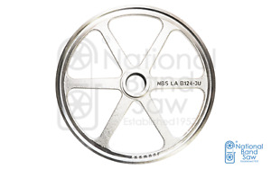 Biro Meat Saw 16 Upper Saw Wheel Pully Wheel Only Fixed Head For Models 3334