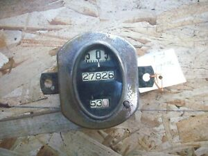 1928 1931 Ford Model A Speedometer Coupe Roadster Sedan Pickup 28 29 30 31