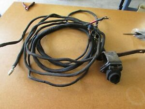 Used Meyer Snow Plow 22691 Truckside Control Harness