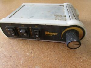 Used Meyer Salt Spreader Variable Speed Controller 22800