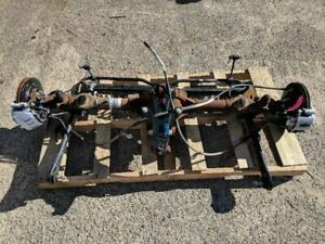 2011 2014 Ford Mustang Gt Rear Solid Rear Axle End 8 8 5 0l 3 15 Differential
