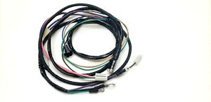 1958 58 Impala Belair Biscayne Engine Wiring Harness 283 At Powerglide Hei
