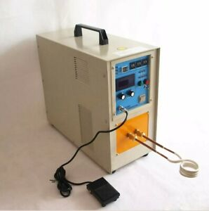 Ston New High Frequency Induction Heat Heater Heating Furnace Machine 110v 15kw
