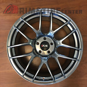 Xxr 530 19x8 75 35 5x112 Chromium Black Concave Set Of 4