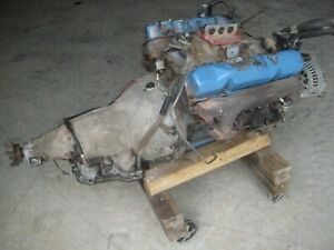Late 70 S Dodge Mopar 440 Engine And Trans Will Ship
