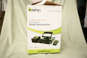 Kashin 123 Pos Point Of Sale System Combo Kit Retail Store