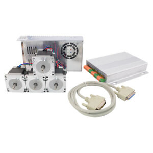 4 Axis Tb6560 Cnc Kit 1 26nm 178 5oz in Nema 23 Stepper Motor Driver