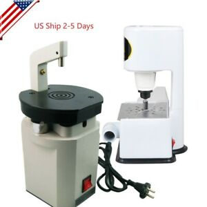 Dental Laser Pindex Drill Pin System grind Inner Arch Trimmer Machine 4500rpm