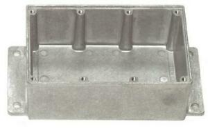 Pomona 2906 box shielded aluminium