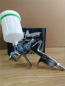 Et4000b Rp Hvlp Spray Gun 1 3 Mm Nozzle 600ml Cup German Quality For Saint