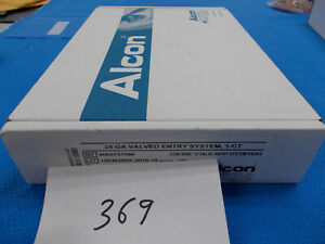 Alcon 8065751586 Valved Entry System 1 ct 25ga box Of 12