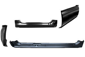 3 Door Chevy Silverado 99 00 Rocker Panels And Cab Corners 4 Piece Kit