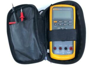 Fluke 87v True Rms Industrial Multimeter With Test Lead free Shipping