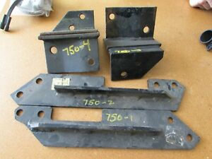 Meyer Snow Plow Side Bracket Ford 17113 Classic Mount 11664 11846 11773 11652