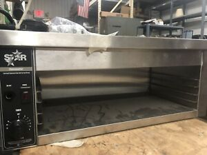 Star Cheese Melter Model Ft2