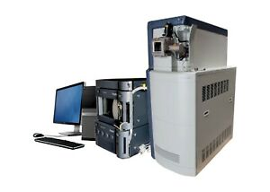 Waters Acquity Uhplc With Q tof Premier Lcmsms System