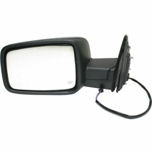 Fit 2013 2014 2015 2016 Dodge Ram Truck Mirror Power Heated W Temp Sensor Left