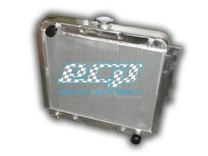 The Best Mopar Big Block 22 Wide Ecp Aluminum Radiator Real Cooling Power